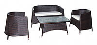 Набор плетеной мебели из ротана