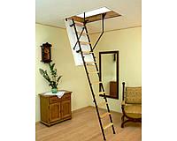 Лестницы и стремянки OMAN Лестница чердачная Oman Mini Termo, короб 100x60