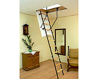Лестницы и стремянки OMAN Лестница чердачная Oman Mini Termo, короб 100x70