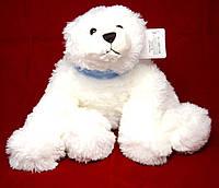 """Игрушка """"Мишка белый"""" (плюшевый) 40 см."""
