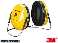 Противошумные наушники на каску Peltor™ OPTIME™ 3M-OPTIME1-K