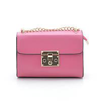 Стильный изящный модный  клатч-сумочка , розовый