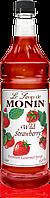 Сироп Monin Земляника (Wild Strawberry) 1 л
