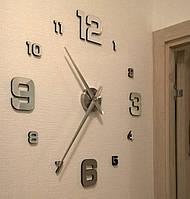 Часы 3-D настенные, ОРИГИНАЛ большие (модерн 3254)