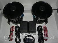 СГУ  Патриот 400 S. Мощность 400 Вт. Два рупора. сирена, фото 1