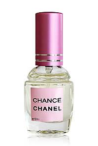Женская туалетная  вода с феромоном Chanel Chance (Шанель Шанс),12мл