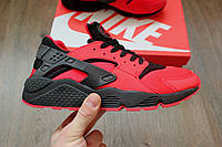 "Кроссовки Nike Air Huarache OG ""'Red/Black"" (Реплика ААА+), фото 1"