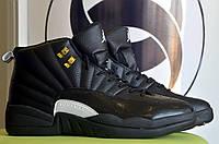 Мужские кроссовки Nike Air Jordan XII Retro Jappaness Edition black (аир джордан, эир джордан) 44