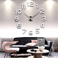 Часы 3-D настенные, ОРИГИНАЛ большие (европа 3256)