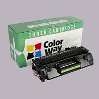 Картридж HP 80A (CF280A), Black, LJ Pro M401/M425, 2.7k, ColorWay (CW-H280M)