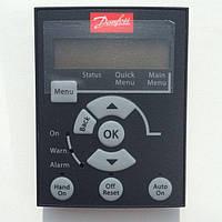 Панель управления Danfoss LCP 11 132B0100 без потенциометра