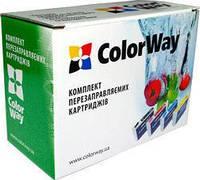 НПК ColorWay Epson P50, PX660/700/710/720/730/800/810/820/830, R265/285/360, RX560/585/595/685, раздельные чипы, 6x100 г чернил (P50RC-6.1)