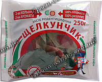 Щелкунчик тесто 250гр от крыс и мышей