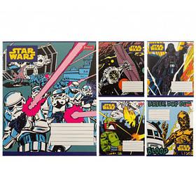 """Тетрадь 12 клетка """"1 Вересня"""" Star Wars (Comics)"""