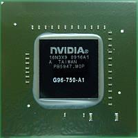 Мікросхема nVidia G96-750-A1
