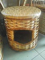 Пуфик-Домик для животных два в одному, фото 1