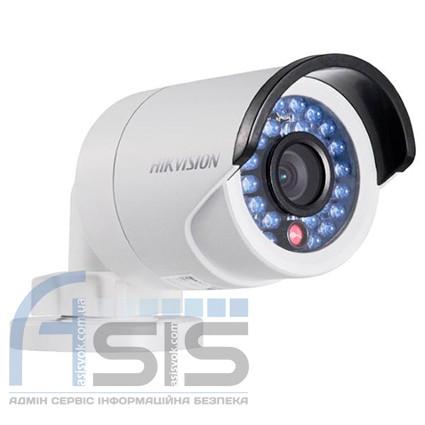 2.0 МП Turbo HD видеокамера DS-2CE16D1T-IR (3.6 мм)