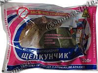 Щелкунчик тесто 200гр. средство от крыс и мышей