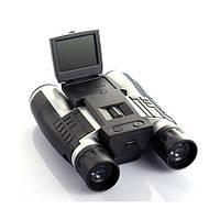 Электронный цифровой бинокль 12х32 с камерой и записью на карту памяти до 32 Gb, разрешение 1080P (мод. ZH806)