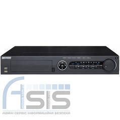 8-канальный Turbo HD видеорегистратор Hikvision DS-7308HQHI-F4/N