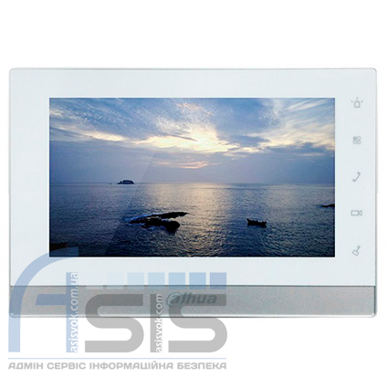 IP видеодомофон Dahua DH-VTH1550CH, фото 2