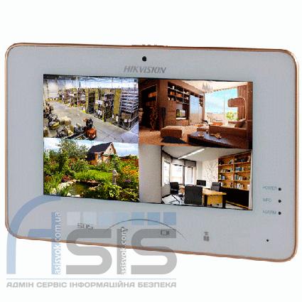 IP видеодомофон Hikvision DS-KH8301-WT, фото 2