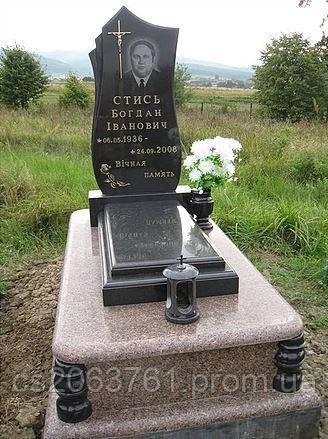 Надгробная плита цены т гранитные ограды на кладбище могилу