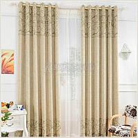 Пошив штор, гардин, тюли на тесьму 2.5 см и 4 см шириной