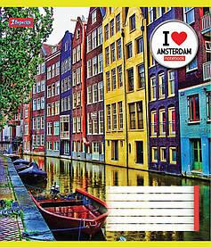 "Тетрадь 24 линия ""1 Вересня"" Амстердам"
