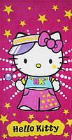 """Полотенце пляжное """"Hello Kitty"""""""