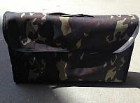 Сумка-чехол для мангалов дипломат 8 шампуров, размер 43х30 см.