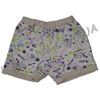 Короткие шорты на рост 98-104 см - Интерлок