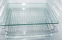 Полки для холодильника из закаленного стекла купить в Украине