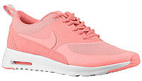 Кроссовки женские Nike Air Max Thea Pink (найк аир макс, найк макс) оранжевые