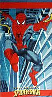 """Полотенце пляжное """"Spider-Man/Человек Паук-1"""""""