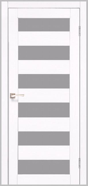 Двери Korfad PR-04 Ясень белый