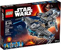 """Lego Star Wars Конструктор ЛЕГО """"Звездные Войны"""" - Звездный Мусорщик 75147"""