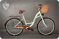 Велосипед GOETZE ECO 26 + фара и корзина в подарок