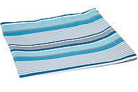 Салфетка Allure blue Полоска 40*40см