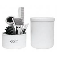 Набор для груминга Hagen Catit Shorthair Grooming Kit для короткошерстных кошек, фото 1
