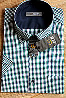 Мужская рубашка с коротким рукавом Nens Classic Sport