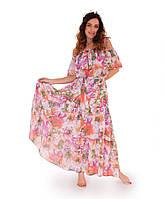 Платье летнее Разноцветное ТМ Прованс