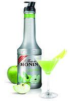 """Фруктовое пюре """"La Fruit de MONIN"""" Зелёное яблоко 1 кг"""