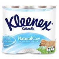 Туалетная бумага Kleenex Natural 3-слойная 4 шт (5029053545141)