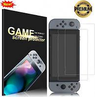 Nintendo Switch защитная пленка для экрана (Премиум) (Qosea)