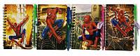 """Блокнот на спирали A6 """"Аппликация"""" X-102 Человек-паук"""