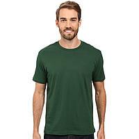 Темно-зеленая мужская футболка (Комфорт)