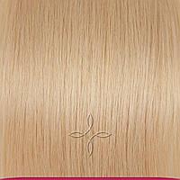 Натуральные Волосы для Наращивания на Лентах Европейские 50 см 100 грамм, Блонд №101