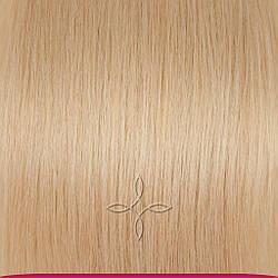 Натуральные Европейские Волосы на Лентах 50 см 100 грамм, Блонд №101