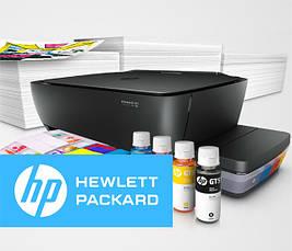 Чернила Hewlett-Packard